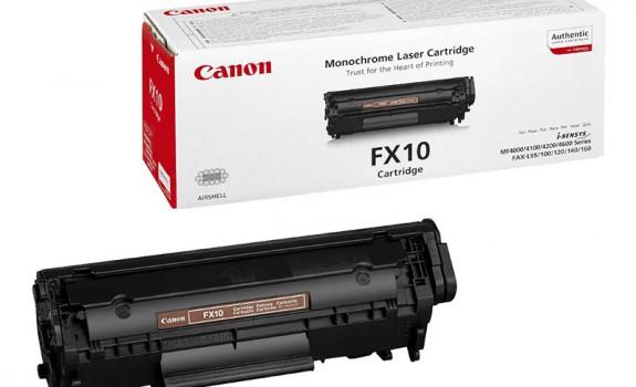 TONER FX10 ORIGINALE 49,90€ anzichè 65,00€